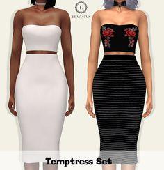 Temptress Set