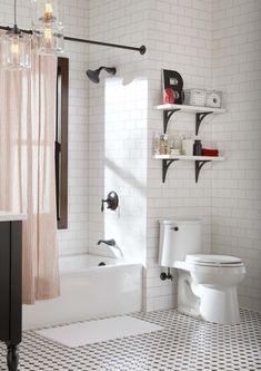 Brooklyn Style Bathroom