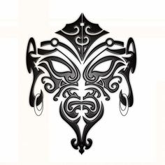 Maori Face Tattoo by B-Rox-U on DeviantArt Tattoo 1 Maori Tattoos, Maori Face Tattoo, Ta Moko Tattoo, Maori Tattoo Designs, Marquesan Tattoos, Face Tattoos, Samoan Tattoo, Spine Tattoos, Sleeve Tattoos