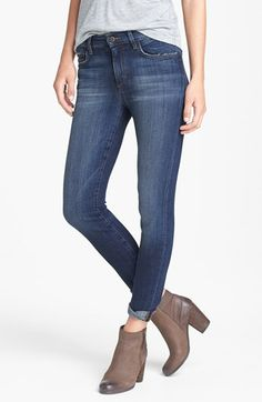 straigh leg ankle jeans / joe's