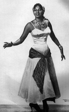 Temporary Pin: Legendary Haitian Actress, Singer, and Activist Martha Jean Claude.