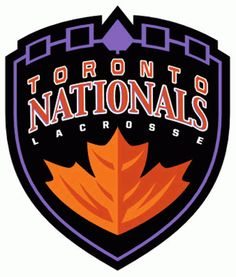 Toronto Nationals Primary Logo (2009) -