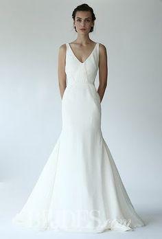 Lela Rose Wedding Dresses - Fall 2014 - Bridal Runway Shows : Brides.com