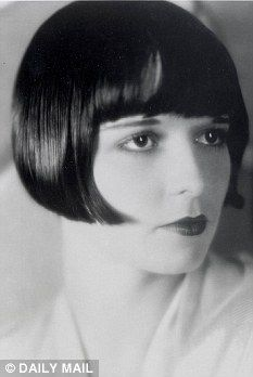 Did You Know?... Louise Brooks is credited with starting the Flapper bob craze that forever changed women's hairstyles.