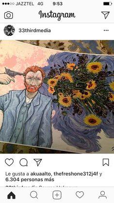 Arte Van Gogh, Van Gogh Art, Princess Drawings, Art Hoe, Caravaggio, Beautiful Drawings, Vincent Van Gogh, Art Inspo, New Art