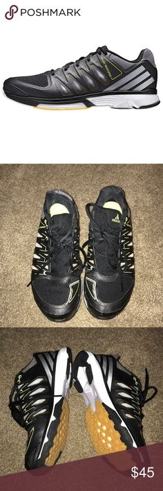 huge discount fd965 c97e5 Adidas volleyball shoes Great volleyball shoes! Size 8. Used but still have  lots of