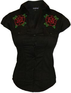Rockabilly Clothing, Rockabilly Dresses, Psychobilly Clothes, Women ...
