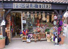 People Tree Shop, Holt Norfolk UK