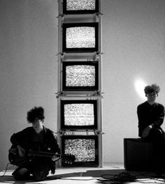 Jesus and mary chain. Favorite song: darklands/upside down