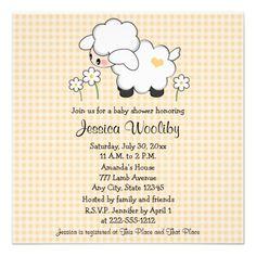Baby lamb baby shower invite little lamb baby shower invitation baby lamb baby shower invite little lamb baby shower invitation vintage baby lamb gender neutral beckys baby shower pinterest lamb baby filmwisefo