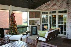 Custom Luxury Porch & Patio Designs By DP Landscape
