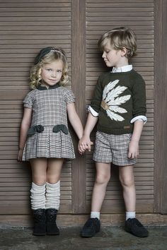 SANMAR | Moscow Twin Outfits, Matching Outfits, Cute Outfits For Kids, Cute Kids, Baby Girl Fashion, Fashion Kids, Baby Boy Knitting Patterns, Little Girl Dresses, Kids Wear
