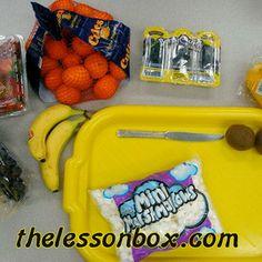 The Lesson Box. Fruit