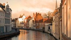 World's most beautiful canal cities