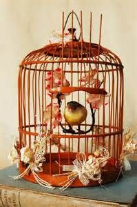 decorating bird cages for weddings - Google Search