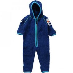 Molo - Unity teddy fleece suit, AW14
