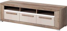 Lowboard, Breite 161 cm Jetzt bestellen unter: https://moebel.ladendirekt.de/wohnzimmer/schraenke/lowboards/?uid=e4834d5d-c49f-54ba-b1fd-ac56e1a563e0&utm_source=pinterest&utm_medium=pin&utm_campaign=boards #schraenke #lowboards #wohnzimmer