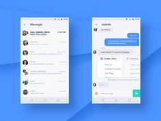 Chat UI by Jesse Chapo