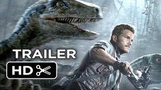 Jurassic World | Official Trailer  (2015) #2 | Chris Pratt, Jake Johnson HD