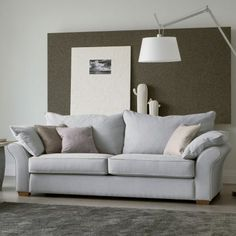 Miller for a modern luxury feel, choose from a wide range of options including chaise end styles and a corner group in a choice of fixed covers or slip covers. Collins And Hayes, Large Sofa, 2 Seater Sofa, Living Room Sofa, Modern Luxury, Sofa Design, Modern Classic, Slipcovers, Seat Cushions