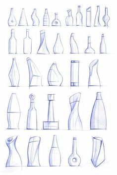 industrial design sketch human - Google Search