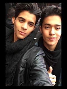 Joel and Erick