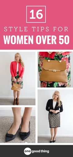 Just because you're over 50 doesn't mean you can't still be fashionable! I'm sharing 8 go-to pieces that are super flattering on women over 50, as well as 8 additional style tips that will help you feel more fashionable than ever!
