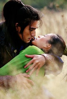 Takeshi Kaneshiro & Zhang Ziyi in House of Flying Daggers