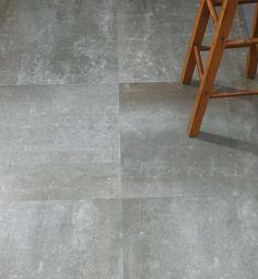 [ Younhyun Tile / 윤현상재 타일 ] Exposed Concrete Style Tile : Pistoia Grigio / Size (cm) : 600X600