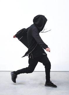 black x black | #themensguide