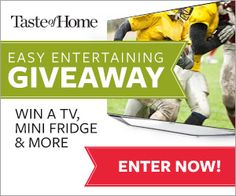#Giveaways: Enter To #Win a TV, Mini Fridge and MORE! | Jenns Blah Blah Blog | Tips & Trends for Living The Family Life