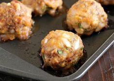 Best Ever (Easy) Baked Meatballs Easy Baked Meatballs, Best Meatballs, How To Cook Meatballs, New Recipes, Crockpot Recipes, Salad Recipes, Ramadan Recipes, Baked Yams, Eating Plans