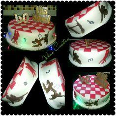 Dancing cake