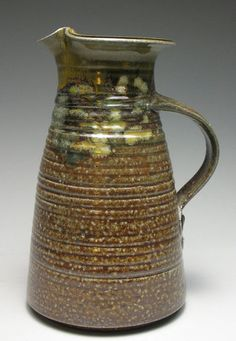 Michael Sherrill Studio Art Pottery Pottery Pitcher