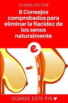 Flacidez senos | 8 Consejos comprobados para eliminar la flacidez de los senos naturalmente | ¡Vea y compruebe usted misma!