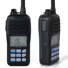 >> Click to Buy << 2017 Walkie Talkie Marine Radio 80CH VHF Waterproof IP-X7 Handheld HF Transceiver Portable Large LCD Display Float Flash TC-36M #Affiliate