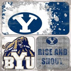 BYU!!!! Rise and shout! The cougars are out! #MormonFavorites