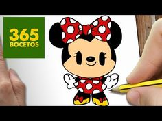 COMO DIBUJAR OLAF KAWAII PASO A PASO - Dibujos kawaii faciles - How to draw a…