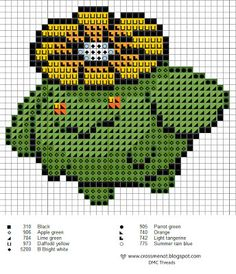 Cross stitch patterns | Cross Me Not