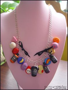 Lush Charm Necklace
