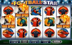Football Star Microgaming slot - new players can claim free spins though our site. no deposit required! visit now to find out more