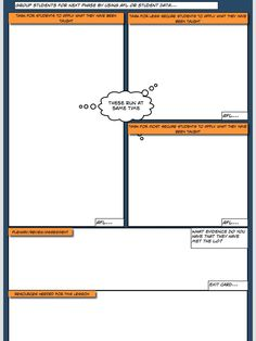 """Bearded HOD on Twitter: """"My take on #solotaxonomy #5minlessonplan using #comiclife3. Again happy to share. https://t.co/jIyrDjd3w8"""""""