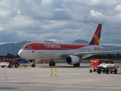 Avianca is Colombia's flag carrier airline making great strides on the world stage.  www.traveladept.com
