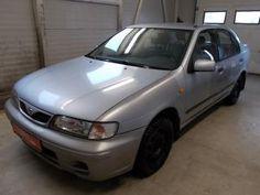 eladó Nissan-Almera-1.4-sedan használtautó