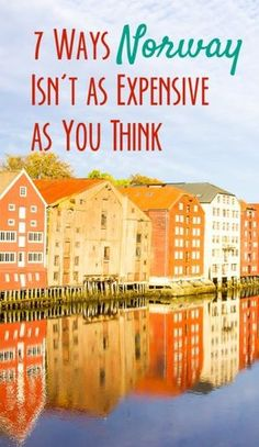 Travel to Norway on a small backpacker budget is totally possible - in fact there are a lot of things in Norway that are quite cheap if you know where to look. Don't believe me? Read on!
