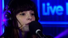 """Chvrches covering """"Cry Me a River"""""""