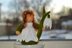 Flower Children Workshop: snowdrops and Co