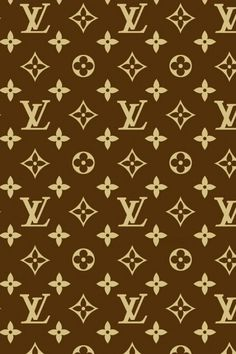 LV shine patern more modern but the same logo print