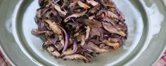 Mushrooms in Foil Packets Recipe   The Chew - ABC.com