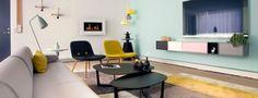 Bang & Olufsen showroom